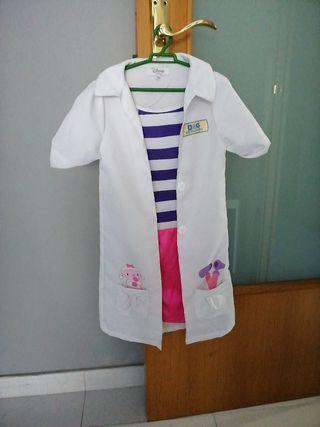 Doctora Segunda Disney Disfraz De Mano 5 6 Juguetes La Original LqzVUMGSp