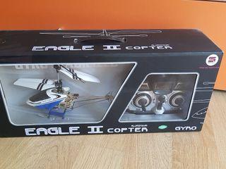 helicóptero radio control