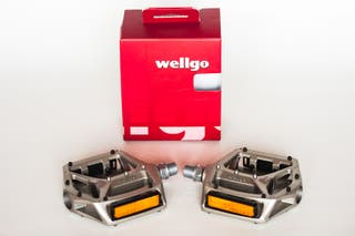Pedales Wellgo MG-3