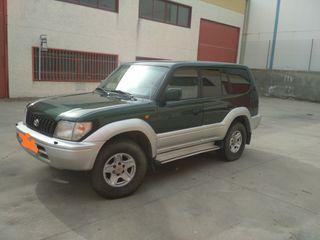 Toyota Land Cruiser 90 1999