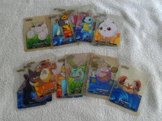 cromos de pokemon. 21