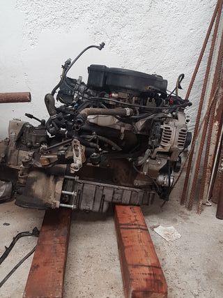 motor opel Astra G 1.6 8v