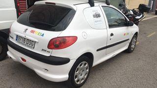 Peugeot 206 HDI comercial VAN