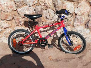 Bicicleta Conor 16 pulgadas