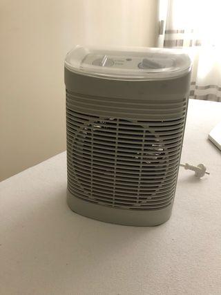 Ventilador/Calefactor Rowenta-Instant Confort Aqua