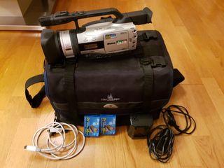 Canon DM XM2. Vídeocámara Profesional. Mini DV.