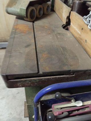 Lote herramientas de carpintería