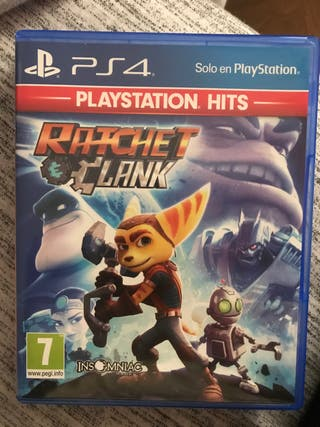 Ratchet y Clank PS4