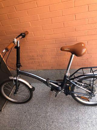 Bicicleta Boomerang Plegable