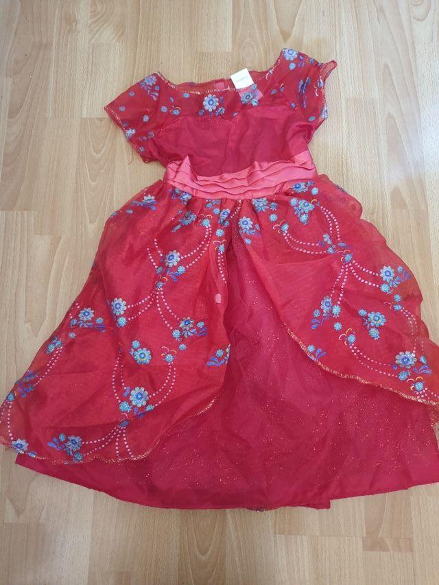 Vestido Elena De Avalor Musical De Segunda Mano Por 10 En