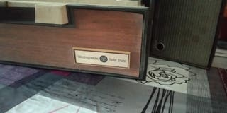 Reproductor vinilo portátil
