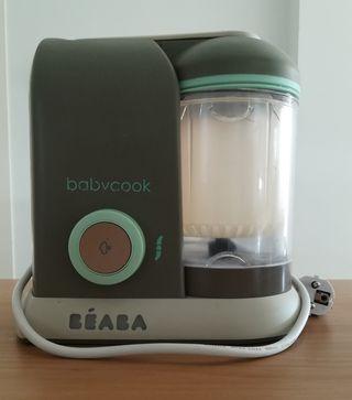 Robot cocina al vapor