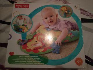 almohada juegos bebe
