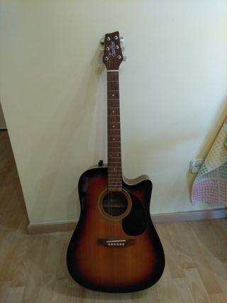 Guitarra Electroacustica Saehan