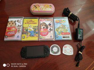 PSP Slim edición GT
