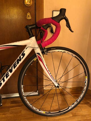 Bicicleta carretera Stevens Ultegra DI2 mujer