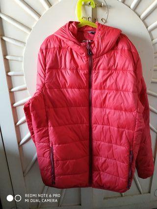 abrigo ultraligero Cmp talla 16 años