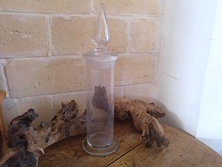 recipiente de cristal