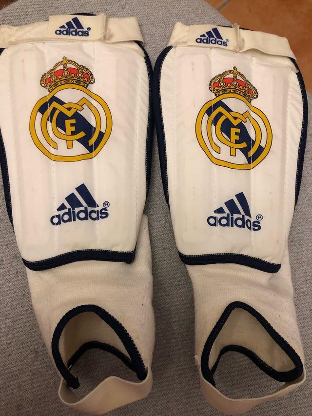 Espinilleras Real Madrid CF Adidas