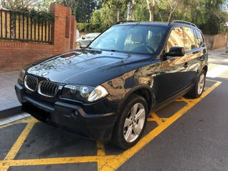 BMW X3 2005 gasolina/Manual 4x4