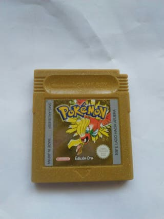 game boy pokemon oro