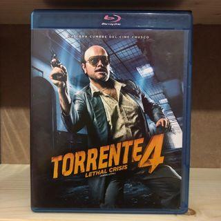 Torrente 4 blu-ray