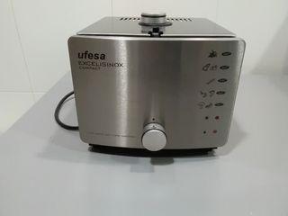 Freidora Ufesa Excelis Inox Compact