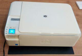 Impresora hp photosmart C4485