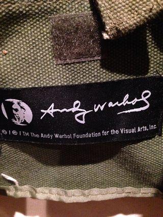 Bolso Andy Warhol