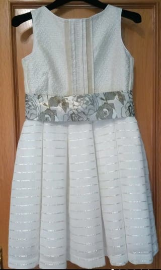 Vestido de ceremonia 9-10 años.