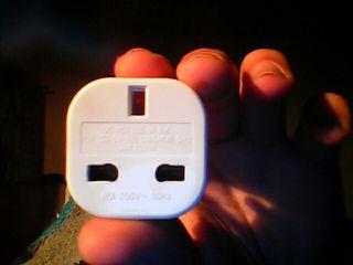 adaptador de corriente americano