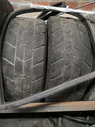 2 ruedas kumo de agua