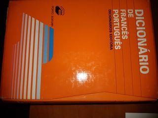 Diccionario Francés-Portugués Porto Editora