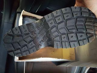 zapatos de seguridad panter nuevos
