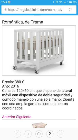 Minicuna Trama Colecho