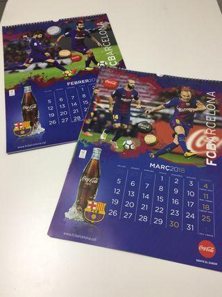 Calendario Coca-Cola