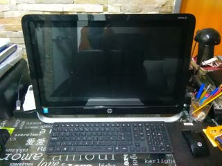 HP Pavilion 22-h040es TouchSmart All in one