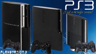 Reparaciones PS3, PS3 FAT, PS3 SLIM PS3 SUPER SLIM