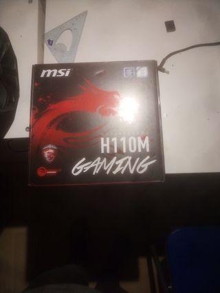 MSI H110M GAMING carte-mère