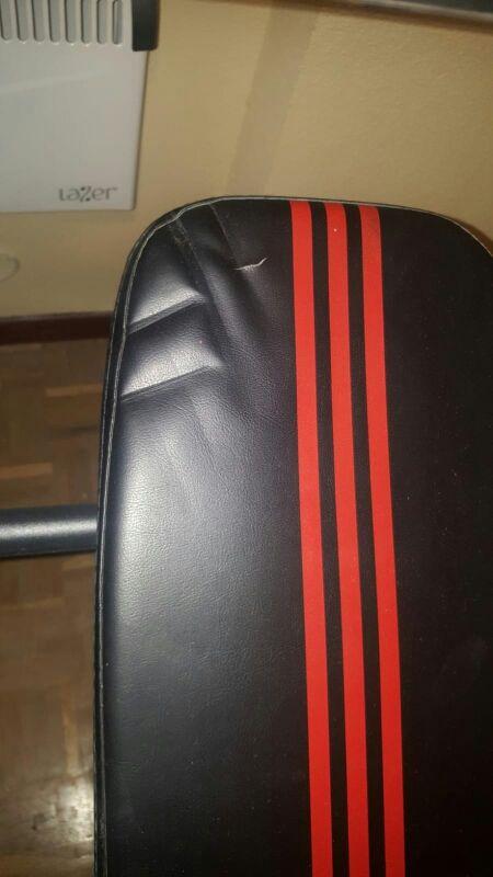Banco Pesas Adidas Gimnasia