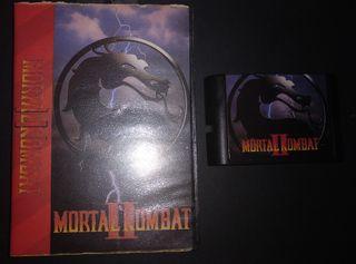 Mortal Kombat 2 Mega Drive