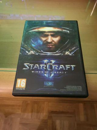 STARCRAFT II WINGS OF LIBERTY PC