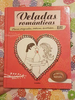 Libro para veladas románticas