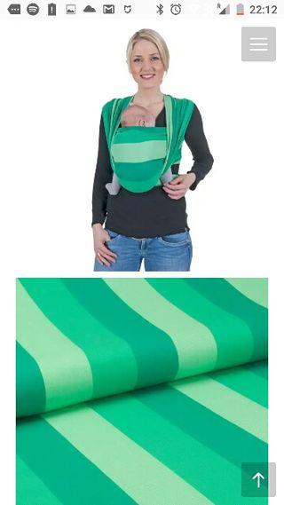 Fular tejido portabebe 4,6m Hoppediz