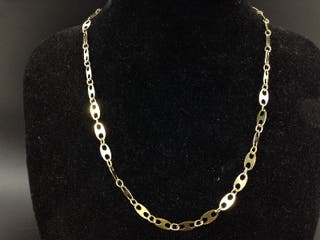 d76bce25cc8e Collar de oro de segunda mano en Alicante en WALLAPOP