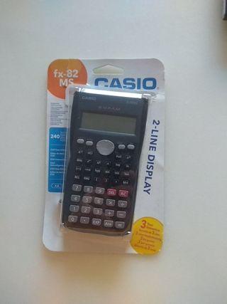 Calculadora científica Casio fx-82 MS nueva