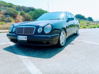Mercedes E 300 AMG!!!!!!! nacional