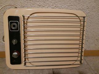 radiador electrico con termostato