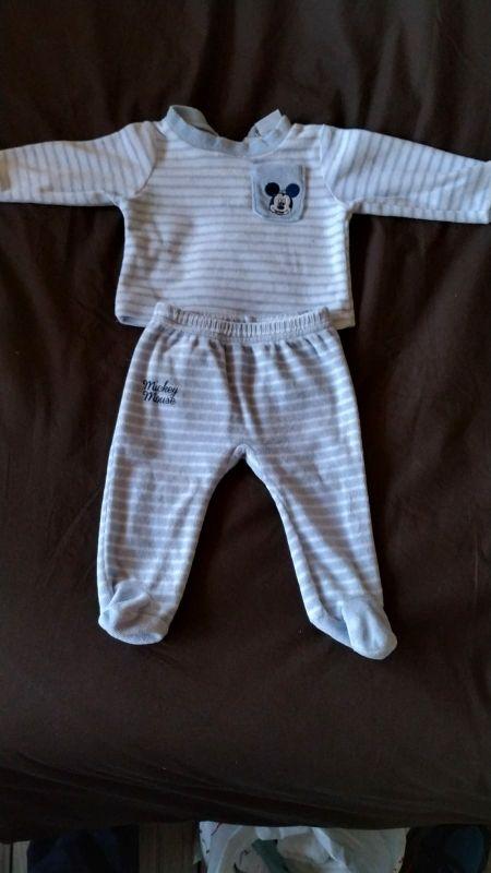 4a46781151a4b Ropa bebé niño 1-3 meses de segunda mano por 20 € en Alcorcón en ...