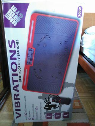 tabla vibratoria